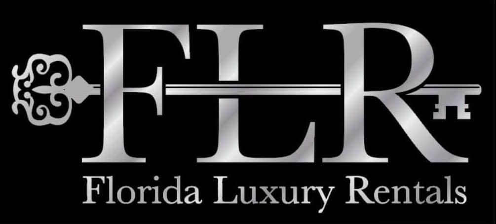 FLORIDA LUXURY RENTALS Logo